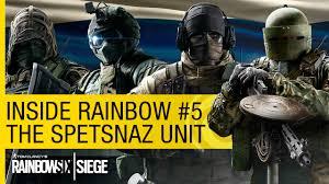 tom clancy u0027s rainbow six siege official u2013 inside rainbow 5 u2013 the