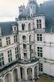 French Chateau Style Renaissance Revival Architecture