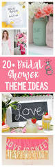 kitchen tea theme ideas bridal shower theme ideas u2013 fun squared