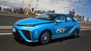 hydrogen fuel cell car toyota news toyota hydrogen cars will be cost competitive by 2025 u2014 report