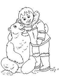 eskimo en iglo knutselen met kleuters bc noord en zuidpool