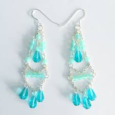 Wire Chandelier Earrings 1 Beginners Guide To Diy Chandelier Earrings 7 Steps With Pictures