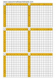 blank grid worksheet number resources cazoom maths worksheets