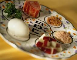 seder dishes the order and meaning of the passover seder