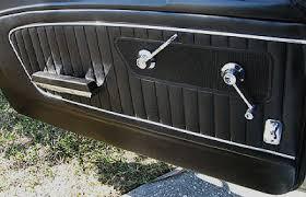 mustang door panel 1965 door panel 65 70 mustang coverage