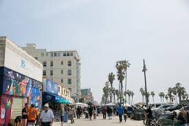 Venice Beach Map Fun Things To Do In Venice Beach Your Weekend Itinerary