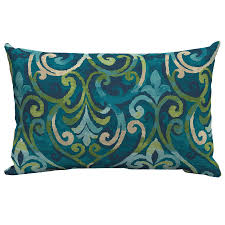 shop outdoor decorative pillows at lowes com