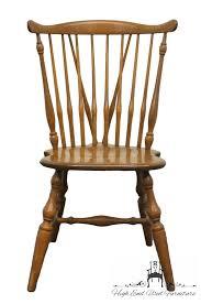 high end used furniture ethan allen heirloom maple fiddleback