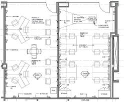 Lab Floor Plan Computing Sciences Robotics Lab