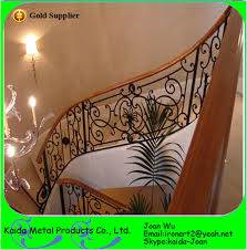 Grills Stairs Design Beautiful Wrought Iron Indoor Stairs Grills Design Buy Iron