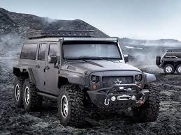 mercedes jeep llega el jeep wrangler 6x6 tiembla el amg 6x6 d mercedes jeeps