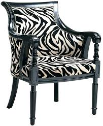 leopard accent chair animal print lounge amazing classic coaster cvid