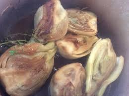 cuisiner fenouil braisé fenouils braisés recette de fenouils braisés marmiton