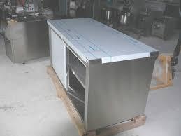 meuble cuisine inox professionnel cuisine meuble cuisine professionnel inox cuisine design et