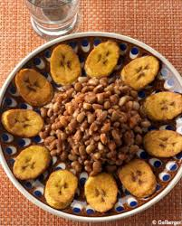 cuisiner banane plantain haricots à la banane plantain pour 2 personnes recettes à table