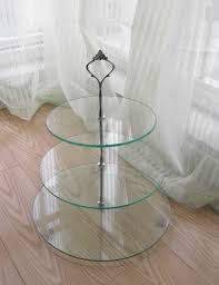 3 tier cupcake stand 3 tier tempered glass cupcake stand buy cupcake stand cake stand