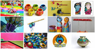 Krishnashtami Decoration 18 Creative Activities To Do On Krishna Janmashtami With Kids