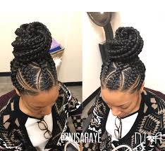 pin up hair styles for black women braided hair love this braided up do by nisaraye black hair information