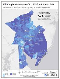 Zip Code Map Of Philadelphia by Case Study How To Map Nonprofit Donors And Clients Azavea