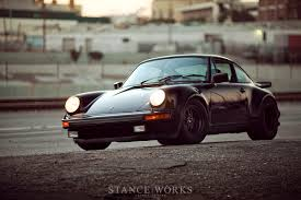stanced porsche 911 stance works magnus walker u0027s outlaw fever movie