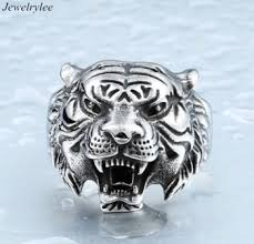 silver lion ring holder images Crazy angray lion head ring cool men designs lion animal ring png