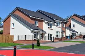 project houses biggest council house building project in a generation given green