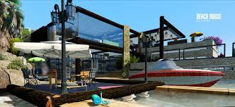 beach house ls shades beach house 2016 gta5 mods com