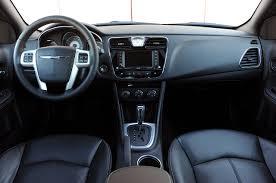 nissan highlander interior 2012 chrysler 200 interior feel higher end appearance onsurga