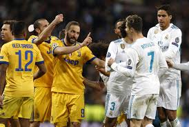 imagenes del real madrid juventus controversial penalty sends real madrid to chions league semifinal