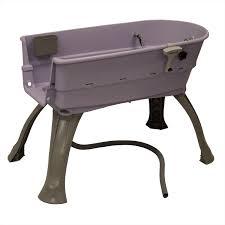 Bathtubs For Dogs Bath Tubs Booster Bath Elevated Pet Bathing