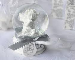 baptism snow globes angel kisses cherub snow globe favor christening baptism favors