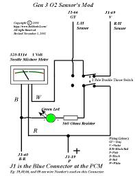 holden commodore ls1 gen3 o2 sensor mod