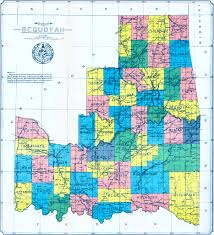 Map Of Oklahoma State by Sequoyah The Stillborn State For Native Americans Big Think