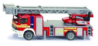 seau a champagne casque pompier camion grande échelle pompiers siku