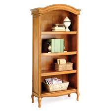 Office Depot Bookcases Wood Office Depot Brand Chateau Provence Open Library 76 38 H X 35 38 W