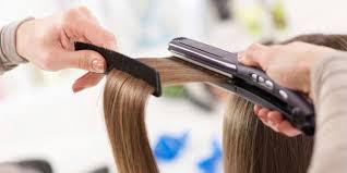 Catokan Rambut Sosis tips agar rambut tidak rusak walau sering pakai catok vemale