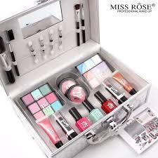 professional makeup kit sets eyeshadow blushers cosmetic