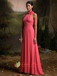fuschia bridesmaid dress chiffon halter bridesmaid dresses fuchsia bridesmaid dresses