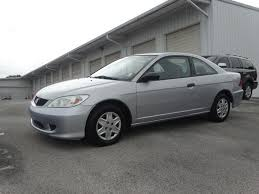 used 2005 honda civic coupe vp for sale in lakeland okcarz