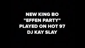 Black And White Drama by The Drama King Dj Kay Slay Blasting Off King Bo