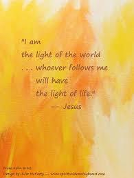 I Am Light John 8 12 U2013 Spiritual Drawing Board