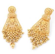 gold ear studs earrings studs gold plain earrings gold ear studs online ans