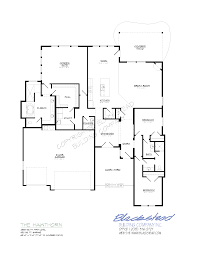 Floor Plan Company by Hawthorn Floor Plan U2013 Blackstead Building Co