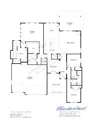 Company Floor Plan by Hawthorn Floor Plan U2013 Blackstead Building Co