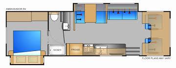 motorhome floor plans 50 lovely rv floor plans best house plans gallery best house