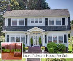 laura palmer u0027s dutch colonial from twin peaks for sale