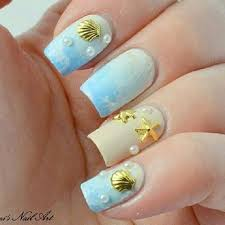 best 25 ocean nail art ideas on pinterest beach nail art beach