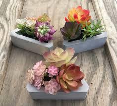 faux desert plants succulent plants wedding flowers home decor 9 97 shipping