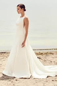 wedding dress sleek modern wedding dress style 2115 mikaella bridal