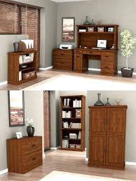 Oak Bookcases With Drawers Better Homes And Gardens 5 Shelf Bookcase Abby Oak Walmart Com